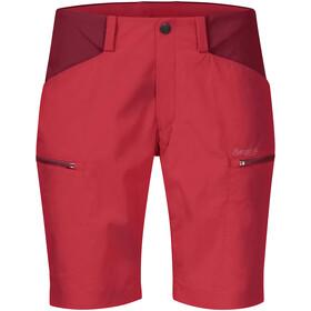 Bergans Utne Pantaloncini Donna, rosso